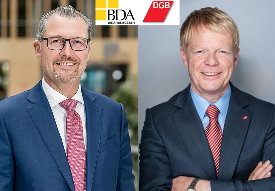 Bda News Dulger Hoffmann Ausbildungsappell 2020 12 15
